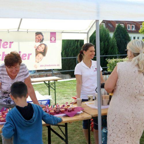 ThHF beteiligt sich an Interkultureller Woche in Burg