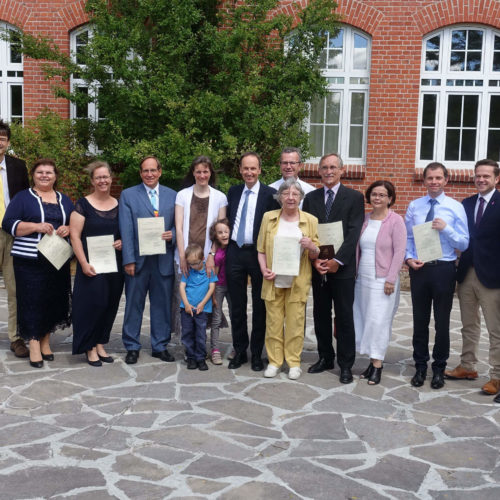 Abschluss GemeindeFernStudium 2018